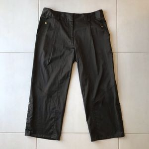 Anthropologie Daughters Liberation Crop Pants P201